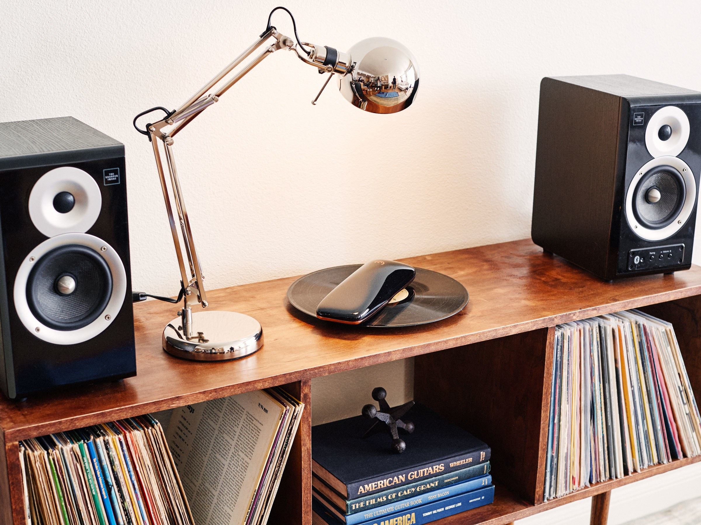 LOVE TURNTABLE : LA PLATINE INTELLIGENTE